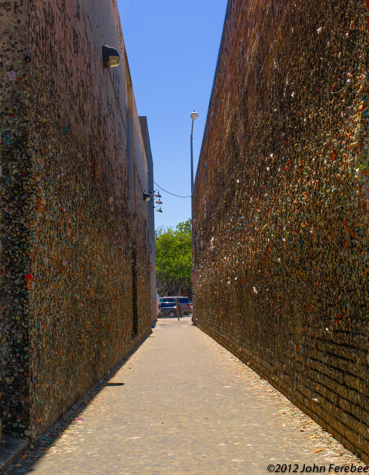 Bubble Gum Wall (1 of 1)