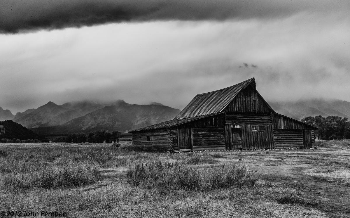 Moulton Cabin 1