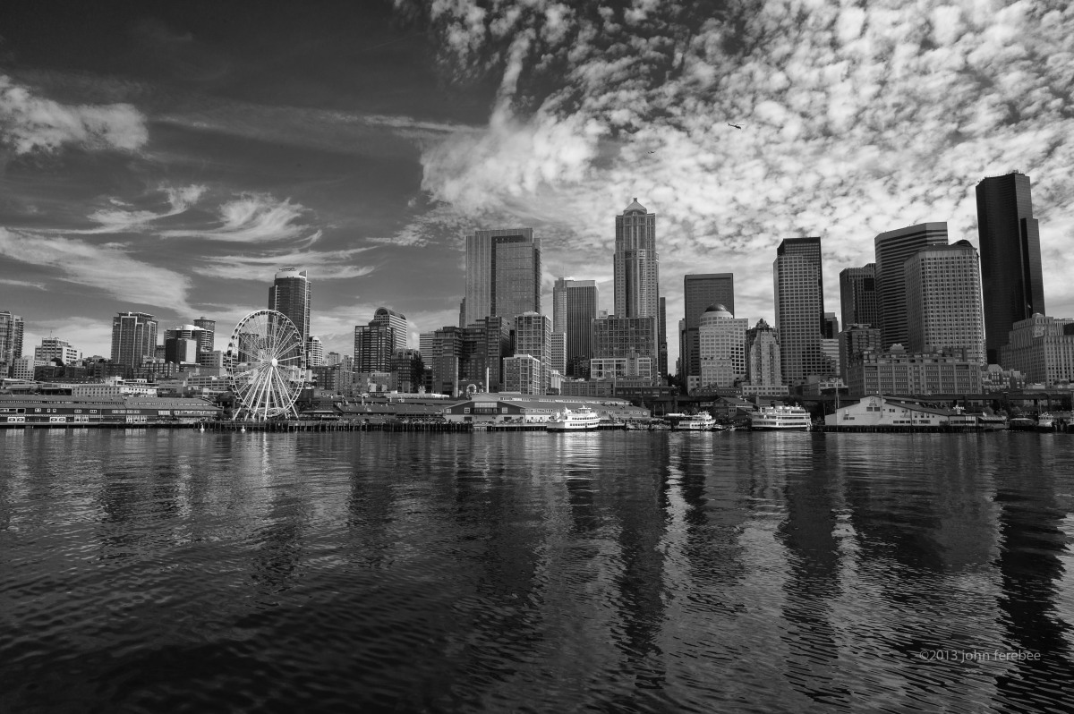 Seattle B and W