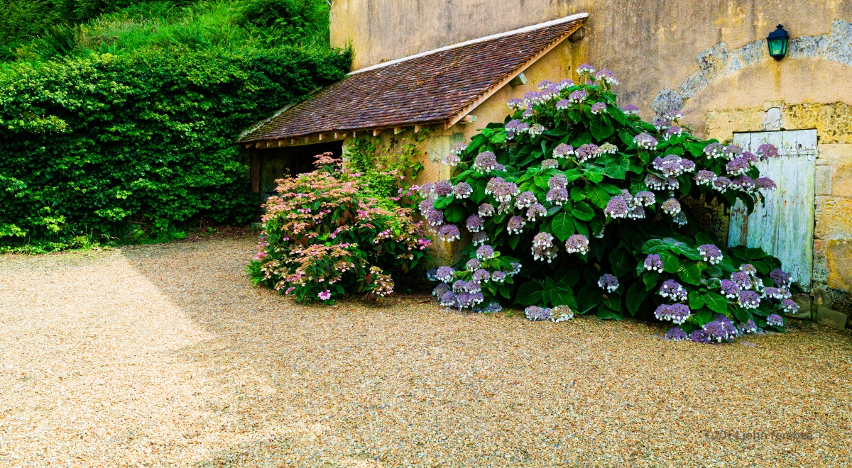 Sasnieres, France