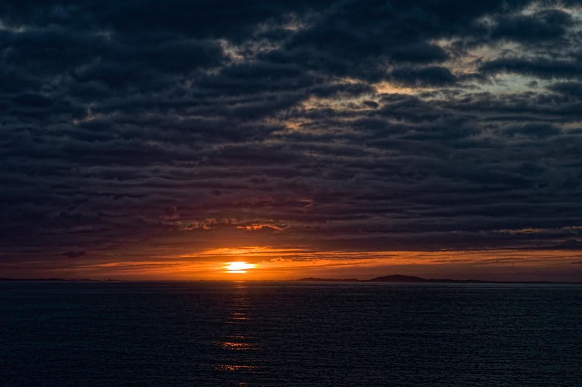 scotish-sunset