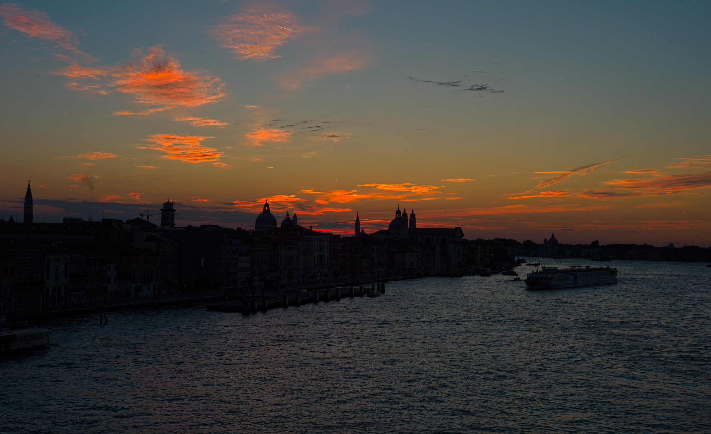 Venice Sunrise